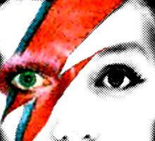 Ziggy Monroe Sticker