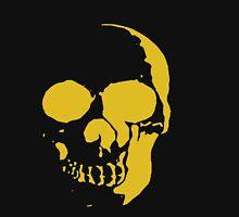 golden skull Men's Baseball ¾ T-Shirt