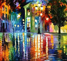 Wonderful Night — Buy Now Link - www.etsy.com/listing/220833195 by Leonid  Afremov