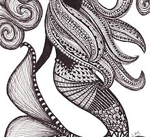 Mermaid by Laura Maxwell