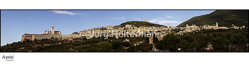 Assisi by Jörg Holtermann