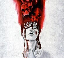 Bleeding Out by ArtsyGirl6899