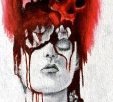 Bleeding Out Sticker