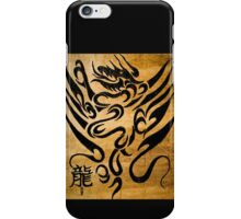 The Dragon 2 iPhone Case/Skin