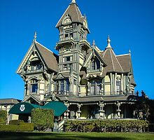 Carson Mansion/Ingomar Club by Mary Ellen Tuite Photography