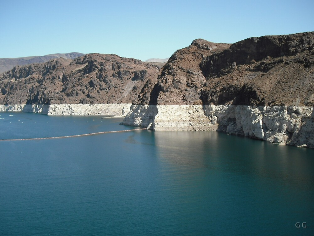 Lake Mead by G G