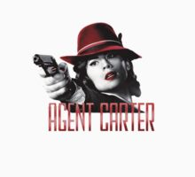 Agent Carter - Red by phoenixlament