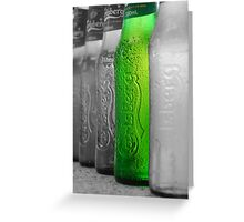 Carlsberg #2 Greeting Card