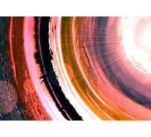The Sun From Another Planet Photographic Print