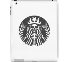 Dead Starbucks iPad Case/Skin