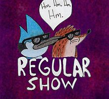 Regular Show (V.2) by Whimzart