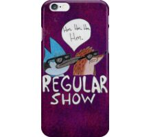 Regular Show (V.2) iPhone Case/Skin