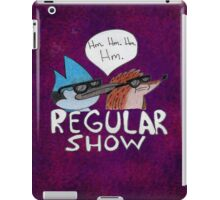 Regular Show (V.2) iPad Case/Skin