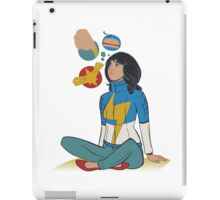 Kamala iPad Case/Skin