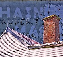 Hot Tin Roof by Stephen Mitchell