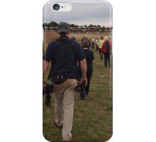 Field trip Canberra  iPhone Case/Skin