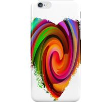 Electric Heart-Available As Art Prints-Mugs,Cases,Duvets,T Shirts,Stickers,etc iPhone Case/Skin