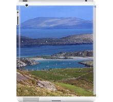 Derrynane Bay County Kerry Ireland iPad Case/Skin