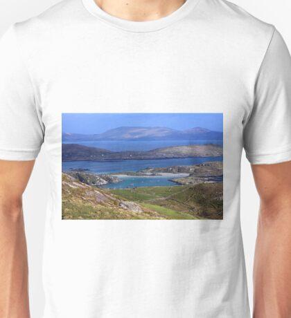 Derrynane Bay County Kerry Ireland Unisex T-Shirt