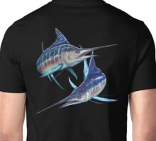 Striped Marlin Unisex T-Shirt