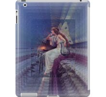 Vintage Angel Art-3d-Available As Art Prints-Mugs,Cases,Duvets,T Shirts,Stickers,etc iPad Case/Skin
