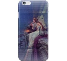 Vintage Angel Art-3d-Available As Art Prints-Mugs,Cases,Duvets,T Shirts,Stickers,etc iPhone Case/Skin
