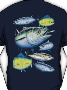 Tuna and Mahi Mahi T-Shirt