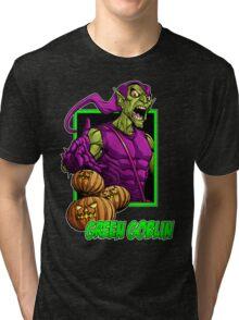 Green Goblin Tri-blend T-Shirt