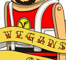 Vegans of Geelong Sticker