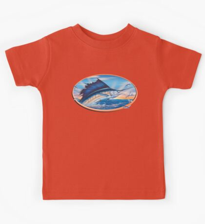 Sailfish Sunrise Kids Tee
