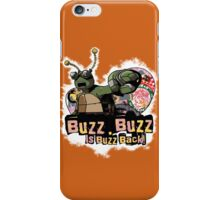 Turflytle BUZZ BUZZ iPhone Case/Skin