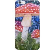 Fly Amanita iPhone Case/Skin
