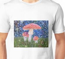 Fly Amanita Unisex T-Shirt