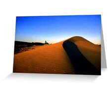 THE DUNE Greeting Card