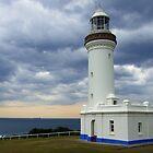 Norah Head Lighthouse by Penelope Thomas