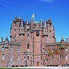 Glamis Castle by Braedene