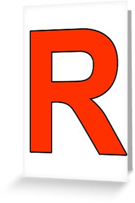 Team Rocket Logo by Studio Momo╰༼ ಠ益ಠ ༽