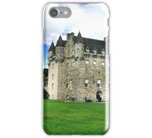 Castle Fraser, Aberdeenshire iPhone Case/Skin