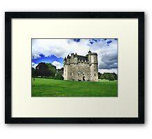 Castle Fraser, Aberdeenshire Framed Print