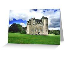 Castle Fraser, Aberdeenshire Greeting Card