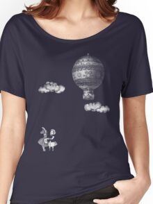 Up Up and Away Women's Relaxed Fit T-Shirt