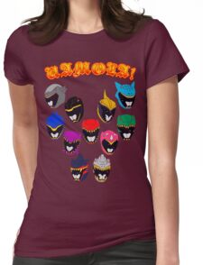 Vamola! Womens Fitted T-Shirt