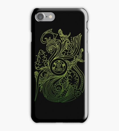 Earth Spirit. iPhone Case/Skin