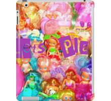 A Dolls World  iPad Case/Skin