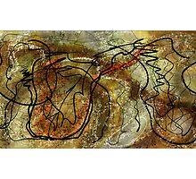 Fresque numérique / Digital Fresco by Florence Artur