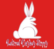 Retired Playboy Bunny T-Shirt by Patricia Johnson