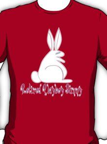 Retired Playboy Bunny T-Shirt T-Shirt
