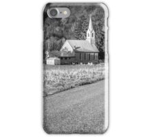 Rural Church iPhone Case/Skin