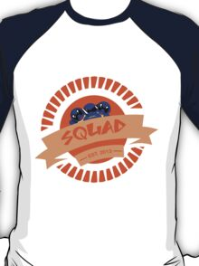 Squirtle Squad!!! T-Shirt