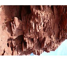 PEI Rocks Photographic Print